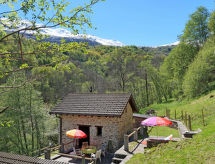 Leontica - Maison de vacances Casa Brugnanico (LTC105)