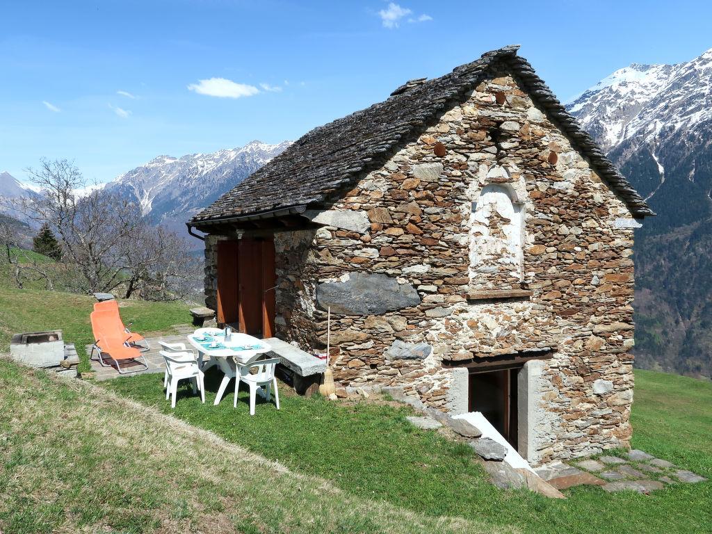 Ferienhaus Rustico Tecc Du Martin (LTC115) (267259), Leontica, Bleniotal, Tessin, Schweiz, Bild 22