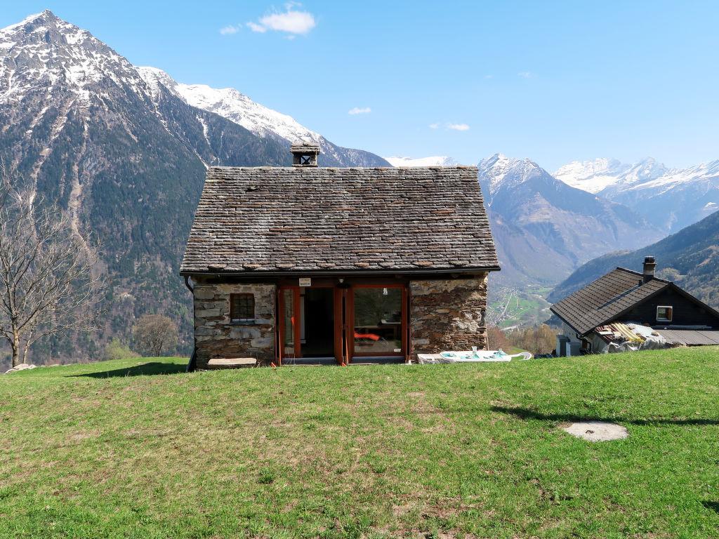 Ferienhaus Rustico Tecc Du Martin (LTC115) (267259), Leontica, Bleniotal, Tessin, Schweiz, Bild 23