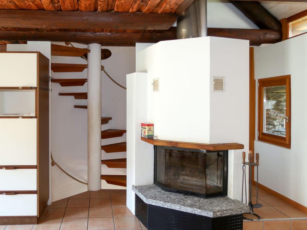 Ferienhaus Rustico Tecc Du Martin (LTC115) (267259), Leontica, Bleniotal, Tessin, Schweiz, Bild 5