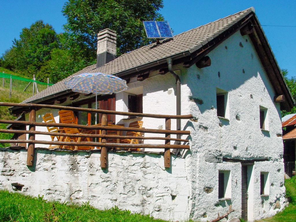 Ferienhaus Girasole (LTC157) (110683), Leontica, Bleniotal, Tessin, Schweiz, Bild 1
