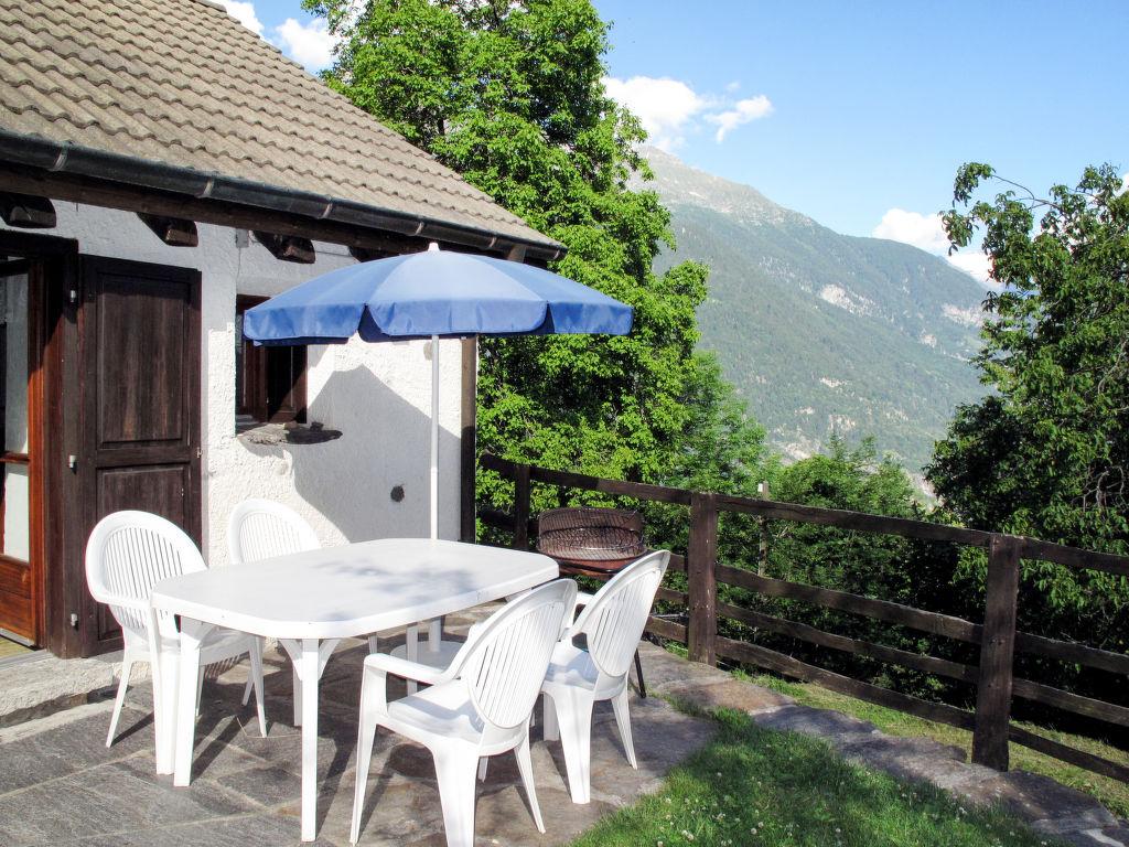 Ferienhaus Girasole (LTC157) (110683), Leontica, Bleniotal, Tessin, Schweiz, Bild 7