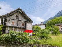 Acquarossa - Maison de vacances Casa Agnelli