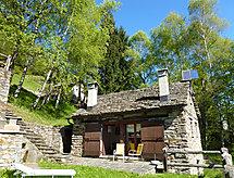 Ludiano - Maison de vacances Rustico Linda