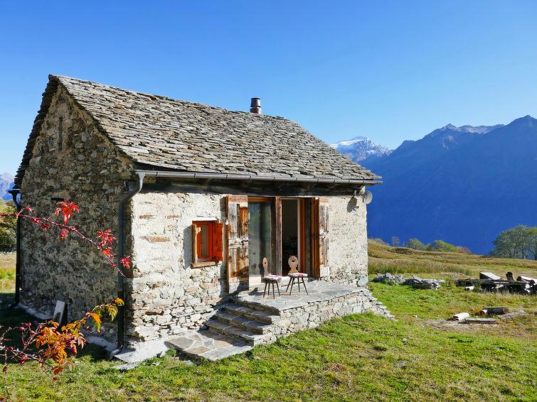 vakantiehuisje zwitserland andrea rustica