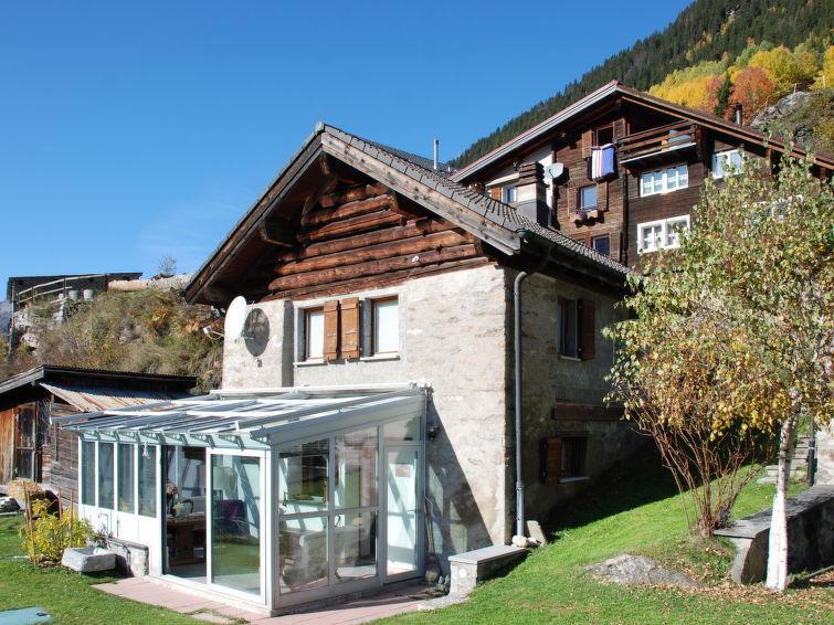 Casa de vacaciones Rustico Brugnasco