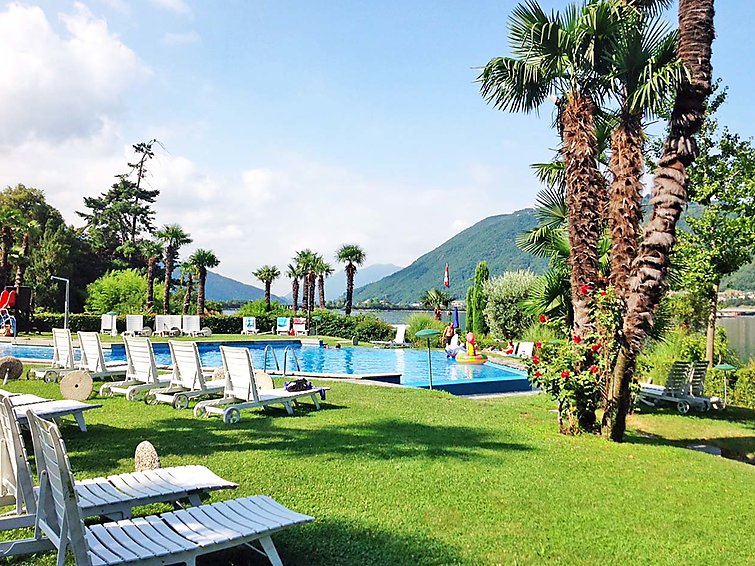 Ferienwohnung Lago Dio apartment lago di lugano in bissone switzerland ch6816 50 2 interhome