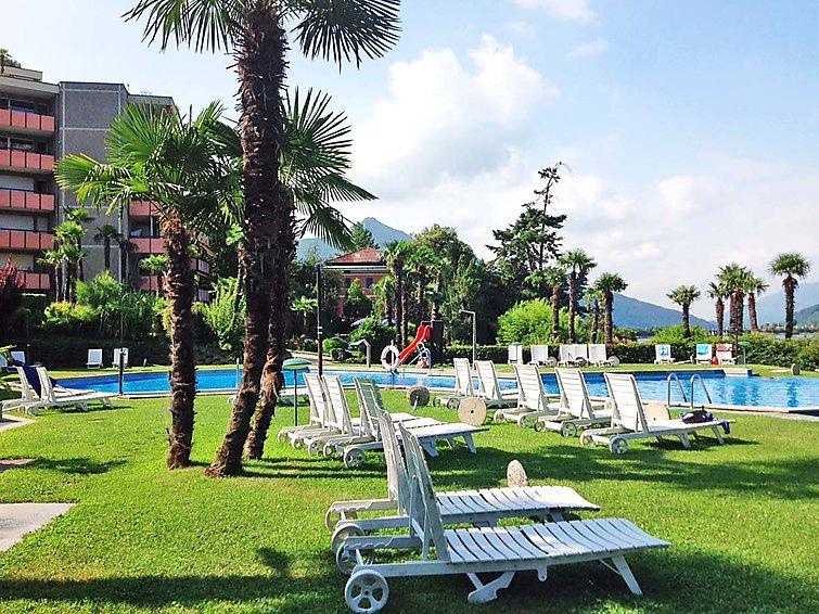 Lago di Lugano - Apartment - Bissone