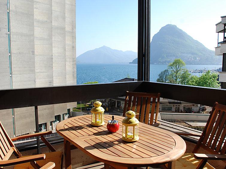 Residenza Cassarate Lago - Apartment - Lugano