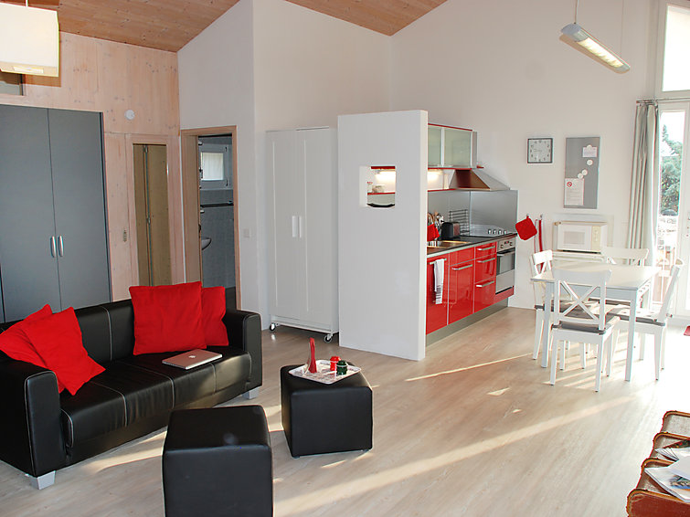 Holiday Apartment Bio Casa al Sole with tv and for plains biking