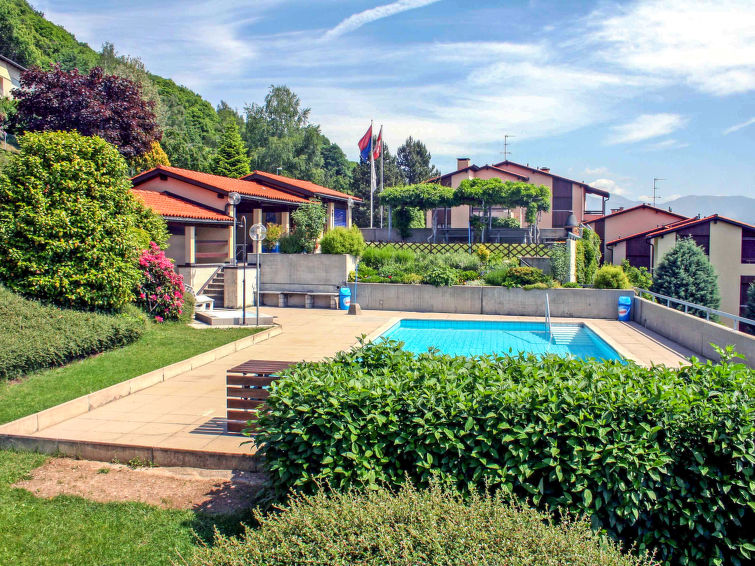 Ferielejlighed Bellavista (Utoring) med pool og pejs