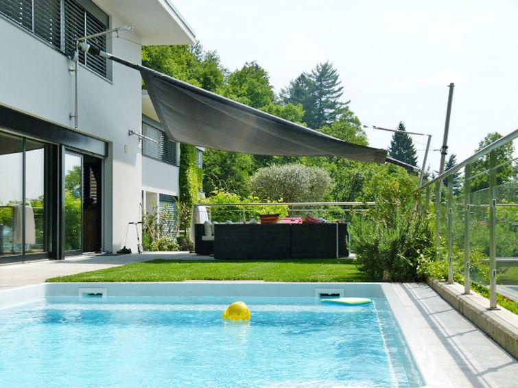 Ferienhaus Villa Girandola in Davesco Soragno CH6964.50.1