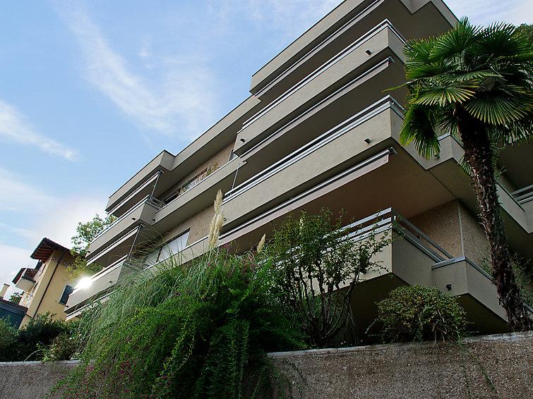 Ferielejlighed Wohnung Nr. 2 med vaskemaskine og balkon