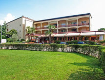 Parcolago (Utoring) Golf için ve balkonlu
