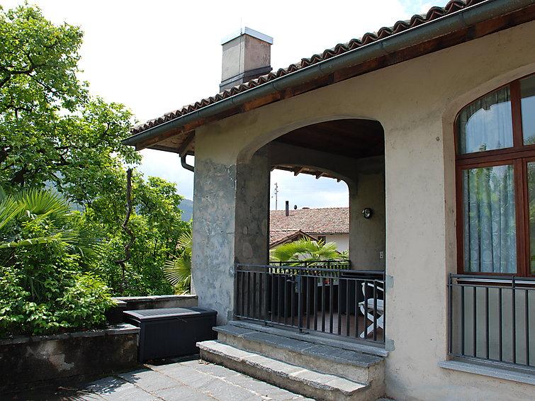 Casa Ricardo - Chalet - Monteggio