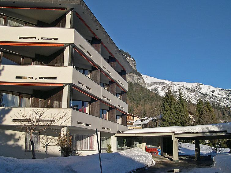 Residenza Quadra - Apartment - Flims