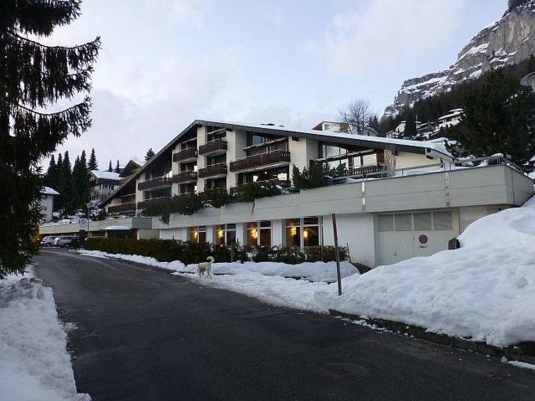 CAGLIEMS 216 / Flasch - Apartment - Flims