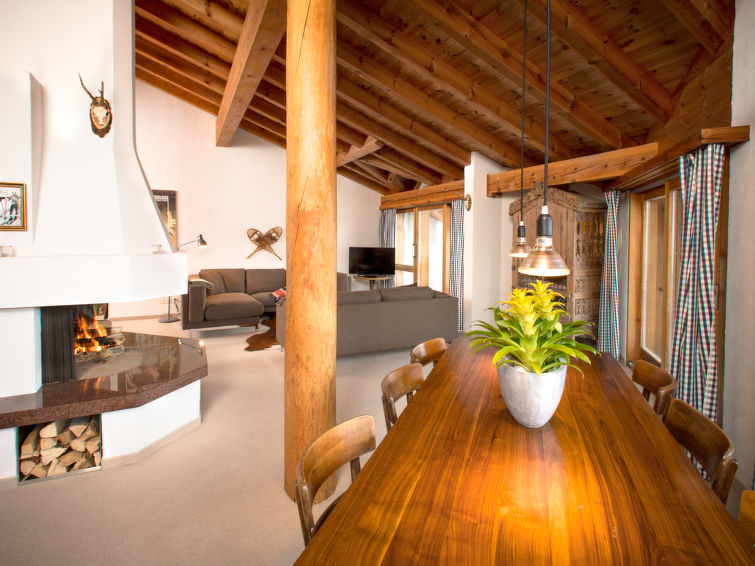 ARENA Penthouse Accommodation in Flims