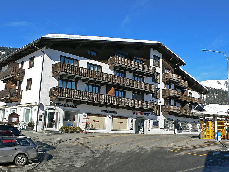 La Riva - Apartment - Laax