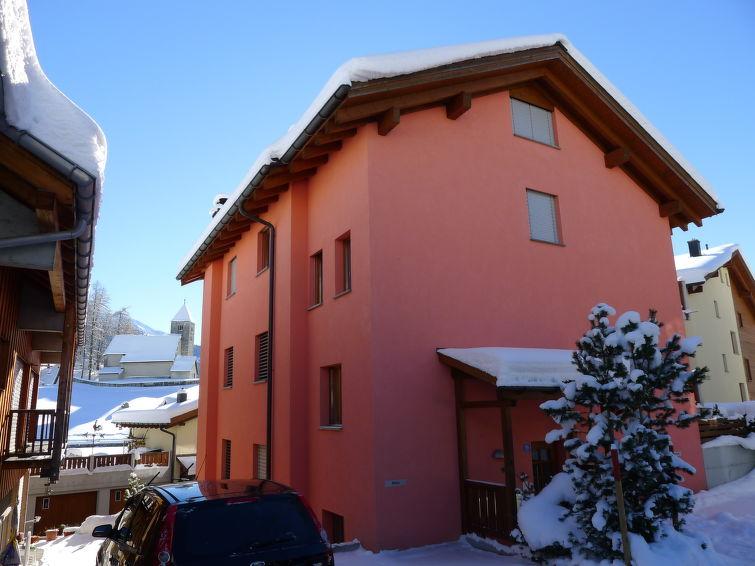 Ferieleilighet Casa Guva med skiområde i nærheten og tv