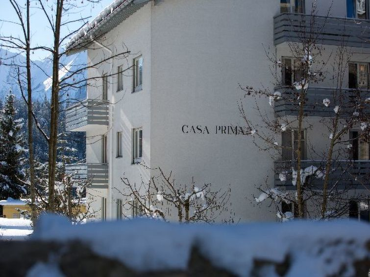 Tatil Daire CASA PRIMA 2C buz pateni alanına yakın ve balkonlu