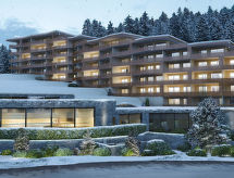 Laax - Appartement Peaks Place (LAX370)