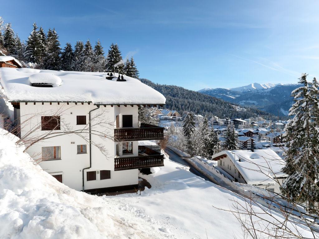 Ferienwohnung BergSicht (LAA300) (113986), Laax, Flims - Laax - Falera, Graubünden, Schweiz, Bild 19