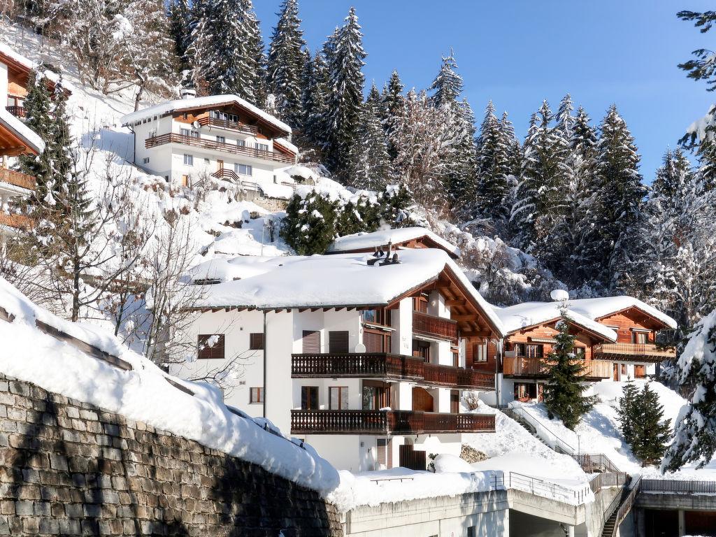 Ferienwohnung BergSicht (LAA300) (113986), Laax, Flims - Laax - Falera, Graubünden, Schweiz, Bild 20