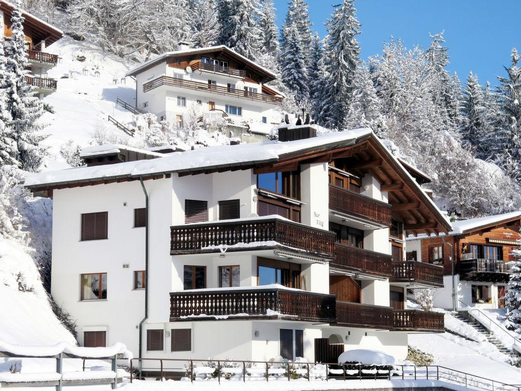 Ferienwohnung BergSicht (LAA300) (113986), Laax, Flims - Laax - Falera, Graubünden, Schweiz, Bild 18