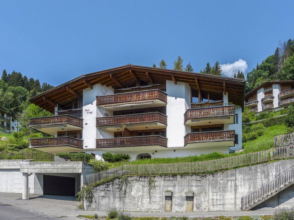 Ferienwohnung BergSicht (LAA300) (113986), Laax, Flims - Laax - Falera, Graubünden, Schweiz, Bild 12
