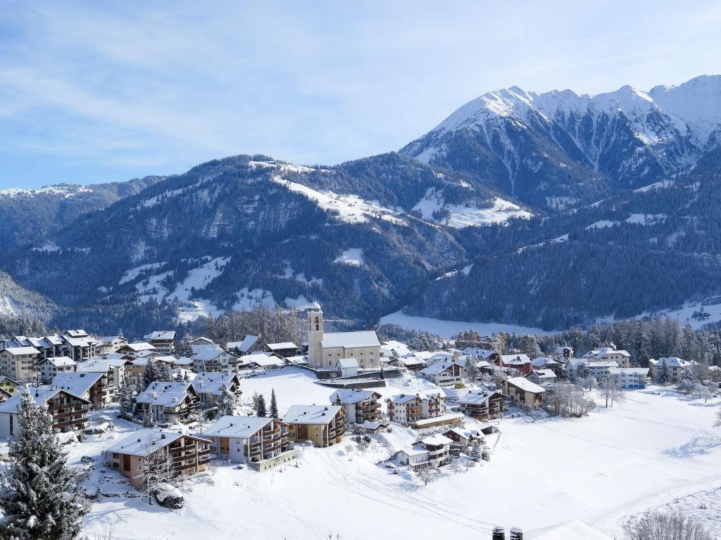 Ferienwohnung BergSicht (LAA300) (113986), Laax, Flims - Laax - Falera, Graubünden, Schweiz, Bild 15