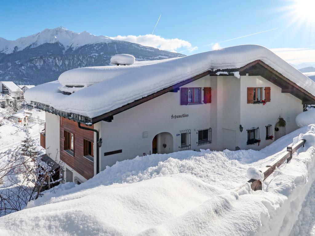 Ferienwohnung Schumellins (LAA400) (357131), Laax, Flims - Laax - Falera, Graubünden, Schweiz, Bild 17