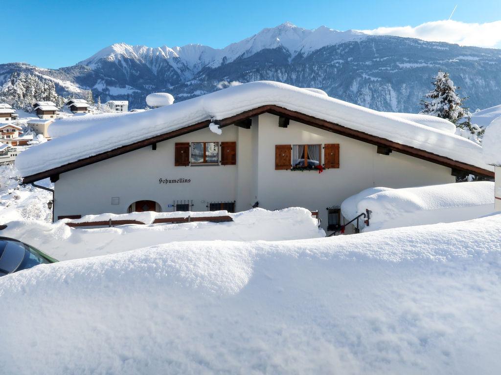 Ferienwohnung Schumellins (LAA400) (357131), Laax, Flims - Laax - Falera, Graubünden, Schweiz, Bild 20