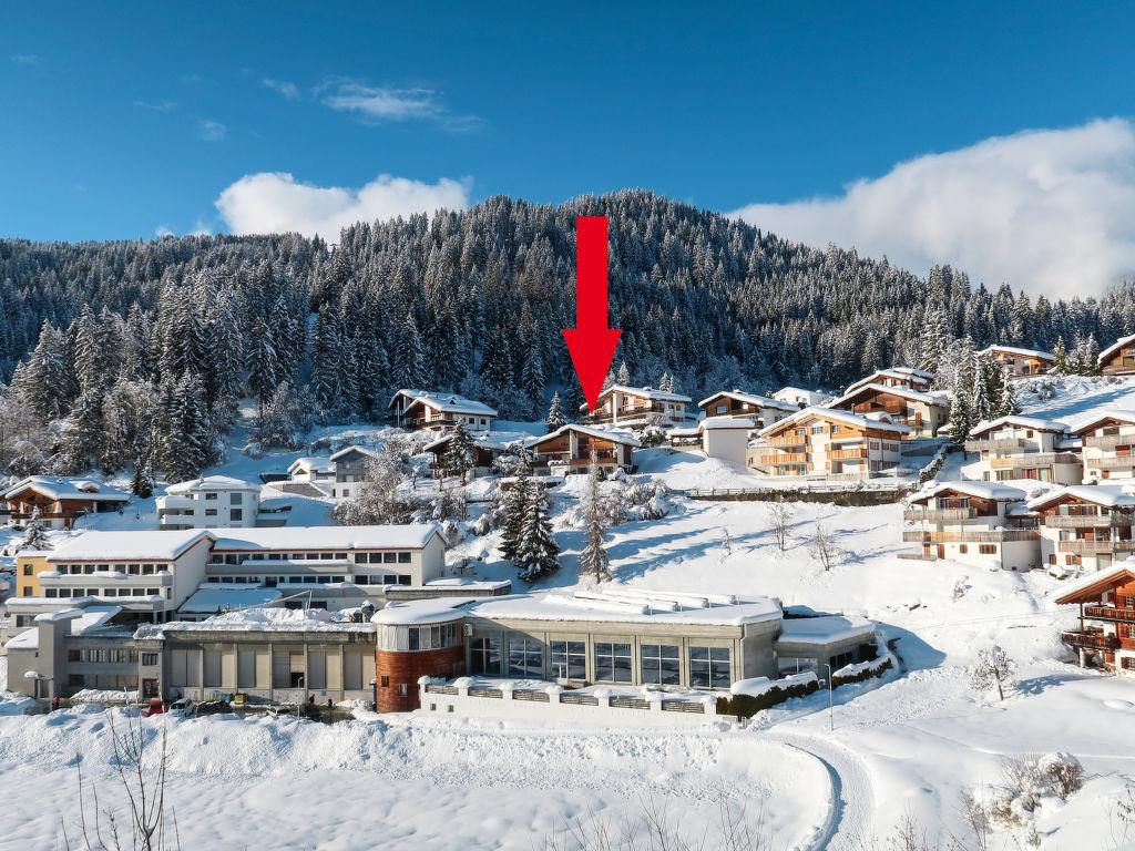 Ferienwohnung Schumellins (LAA400) (357131), Laax, Flims - Laax - Falera, Graubünden, Schweiz, Bild 18