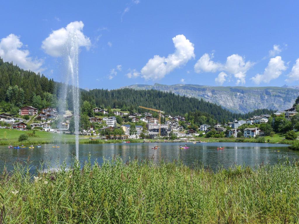 Ferienwohnung Schumellins (LAA400) (357131), Laax, Flims - Laax - Falera, Graubünden, Schweiz, Bild 14