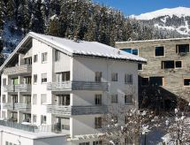 Casa Prima Apartments for toboggan and with ice rink nearby