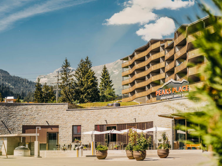Laax accommodation chalets for rent in Laax apartments to rent in Laax holiday homes to rent in Laax