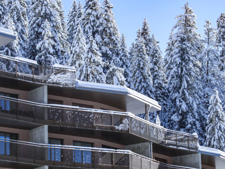 Peaks Place Apartment-Hotel & Spa Apartment in Laax
