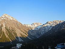 Promenade (Utoring) yakınında kayak alanı ve Kapalı otoparklı