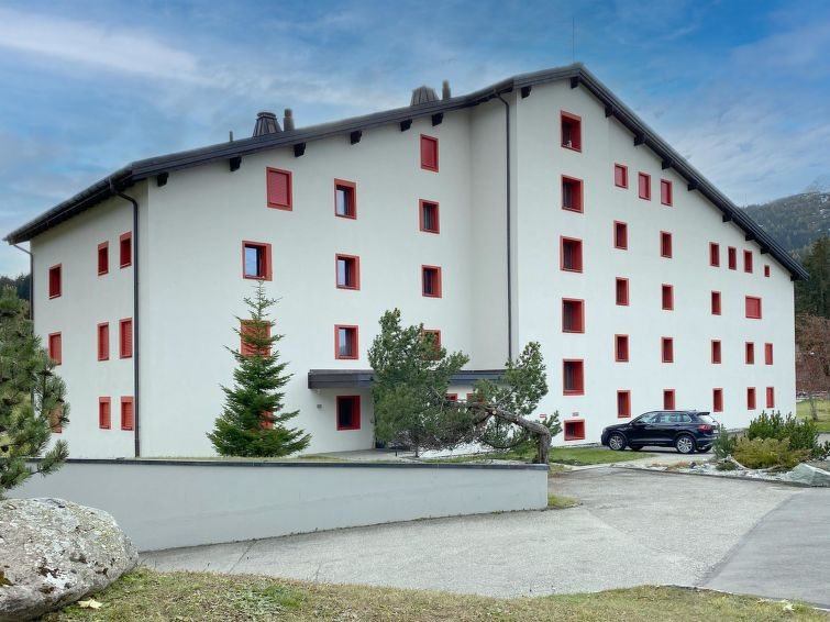 Triangel A Leppin - Apartment - Parpan