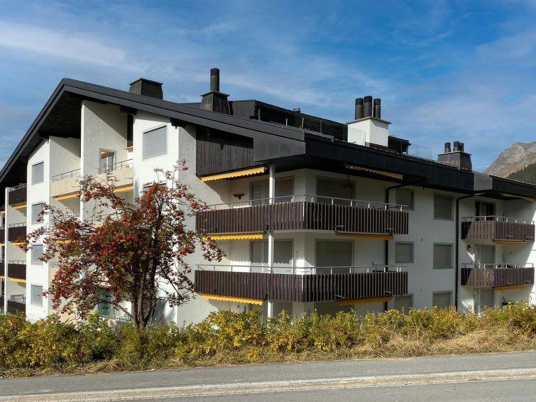 Triangel D Meyer - Apartment - Parpan