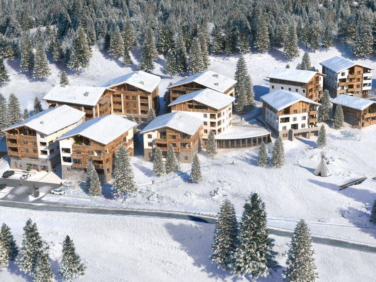 priva alpine lodge dlx2