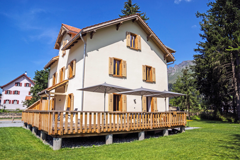 Casa de vacaciones von capeller in lenzerheide suiza - Vacaciones en casa ...