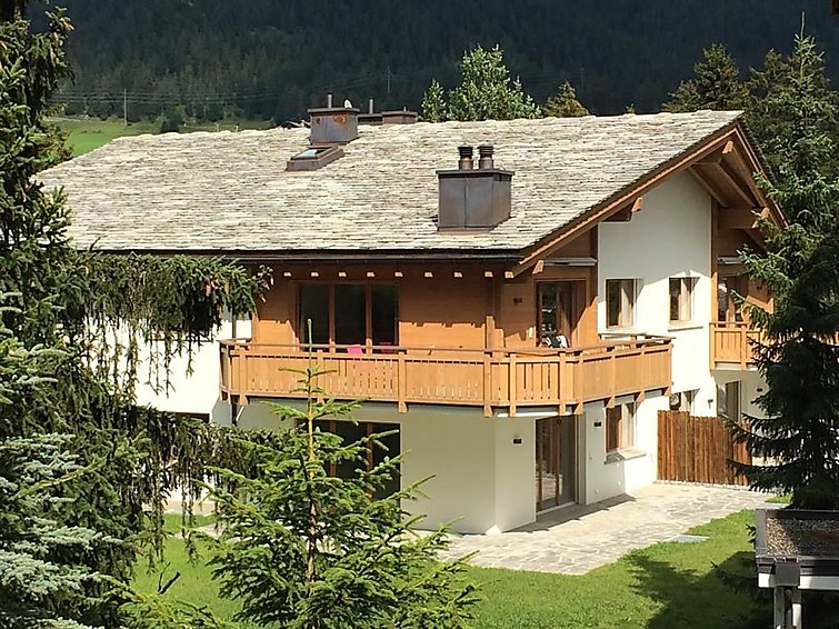 Alpine Lodge Parc Linard - Apartment - Lenzerheide - Valbella
