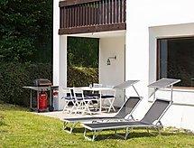 Ferienwohnung Gloria C1 Jochberg con camino und balcone