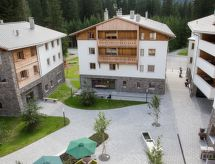 Lenzerheide - Appartement PRIVÀ Alpine Lodge DLX1