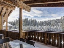 Lenzerheide - Appartement PRIVÀ Alpine Lodge PENT4