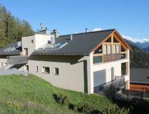 Lain-Muldain-Zorten (Lenzerheide) - Ferienwohnung Casa Capricorn/Wohnung Giachen