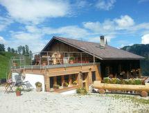 Tenna - Apartment Bauernhof Büel