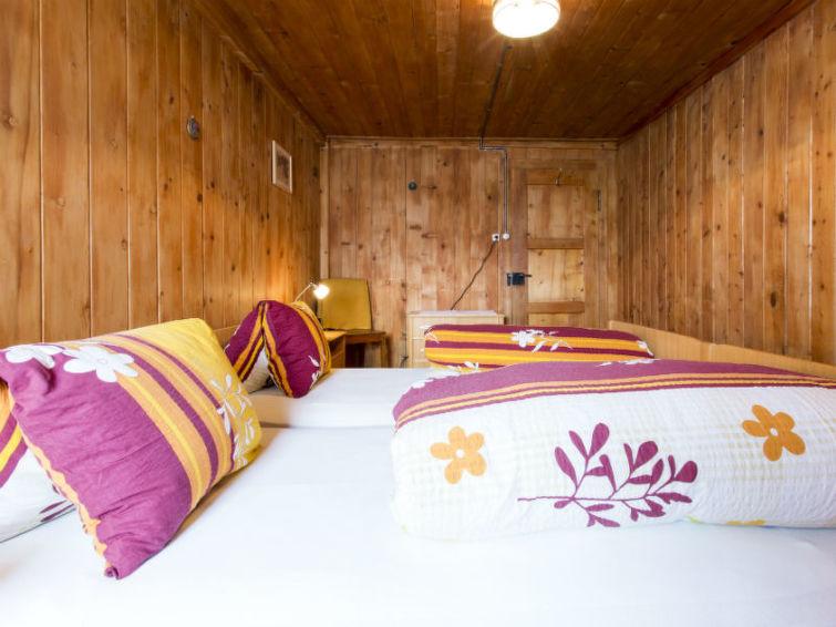 Apartamento de vacaciones Suiza, Surselva, Obersaxen Affeier